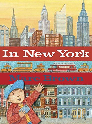 9780375864544: In New York