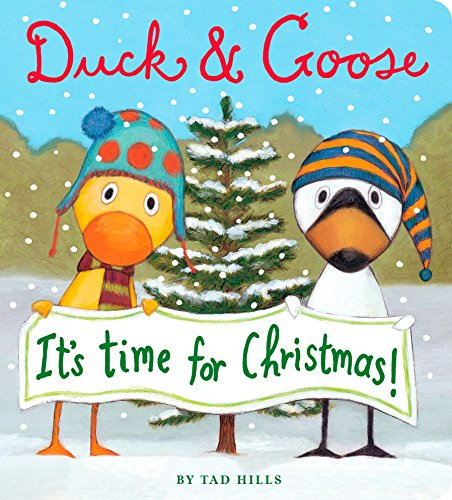 9780375864841: It's Time for Christmas (Duck & Goose)