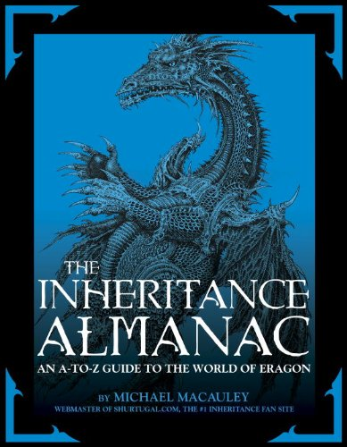 9780375864933: The Inheritance Almanac: An A-To-Z Guide to the World of Eragon