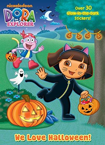 9780375865138: We Love Halloween! (Dora the Explorer)