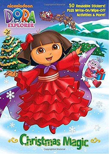 9780375865251: Christmas Magic (Dora the Explorer)