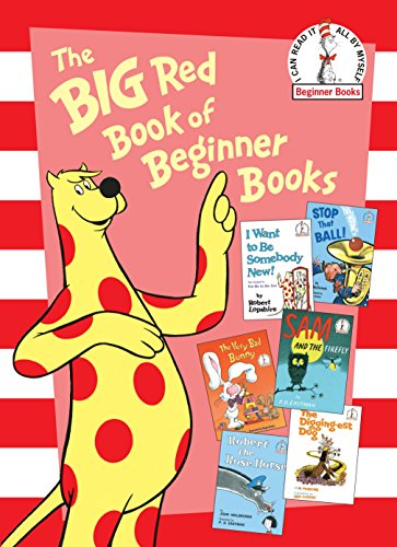 The Big Red Book of Beginner Books: P.D. Eastman, Al