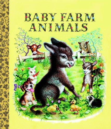 Baby Farm Animals (Golden Books): Garth Williams