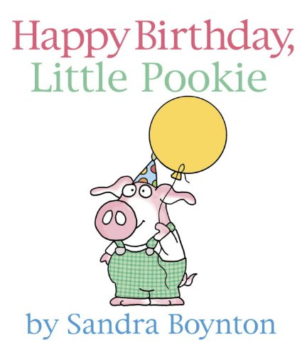 9780375865398: Happy Birthday, Little Pookie (Pookie Books)