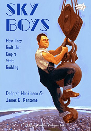 9780375865411: Sky Boys: How They Built the Empire State Building