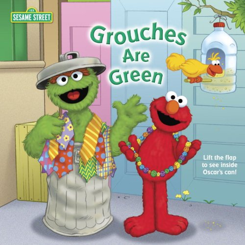 9780375865503: Grouches Are Green (Sesame Street)