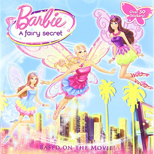 9780375865558: Barbie: A Fairy Secret