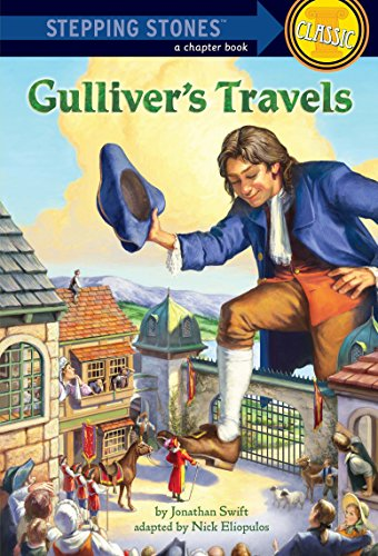 9780375865695: Gulliver's Travels (Stepping Stones: A Chapter Book: Classic (Paperback))