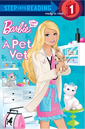 9780375865817: Barbie, I Can Be- A Pet Vet (Step into Reading, Step 1)