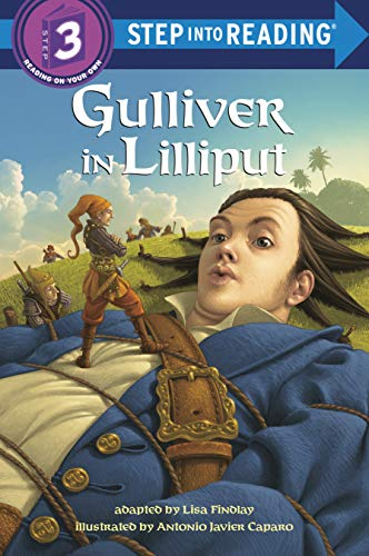 9780375865855: Gulliver in Lilliput (Step into Reading)