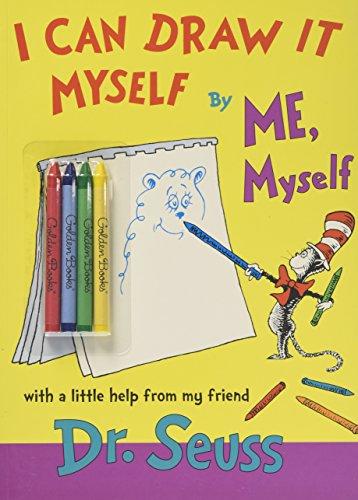 9780375866005: I Can Draw It Myself, By Me, Myself (Classic Seuss)
