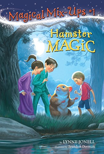 9780375866166: Hamster Magic (Stepping Stone Book)