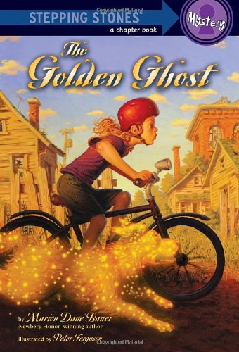 9780375866197: The Golden Ghost (Stepping Stone Book)