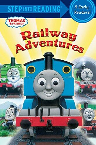 9780375866531: Railway Adventures (Thomas & Friends) (Step into Reading)