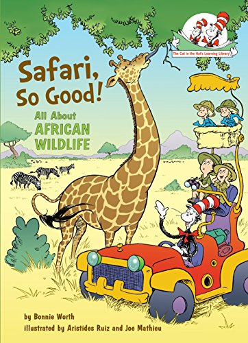 Safari, So Good!: All About African Wildlife (Hardcover)