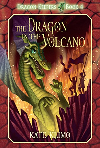 9780375866883: Dragon Keepers #4: The Dragon in the Volcano