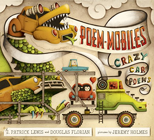 9780375866906: Poem-mobiles: Crazy Car Poems