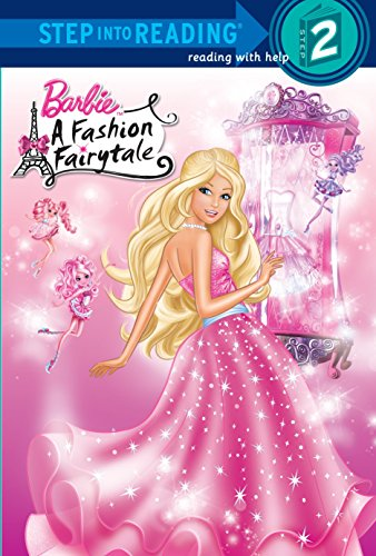 9780375866975: Barbie: A Fashion Fairytale (Step into Reading)