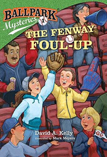 9780375867033: Ballpark Mysteries #1: The Fenway Foul-up