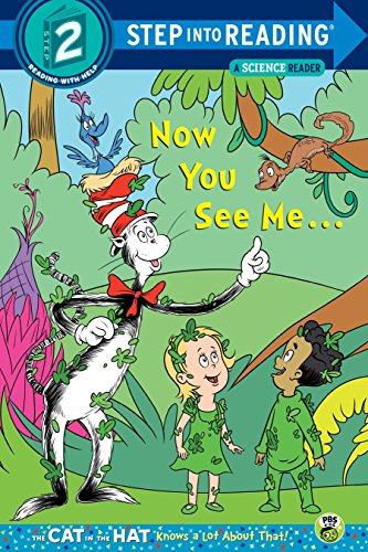 9780375867064: Now You See Me... (Dr. Seuss/Cat in the Hat) (Step into Reading)