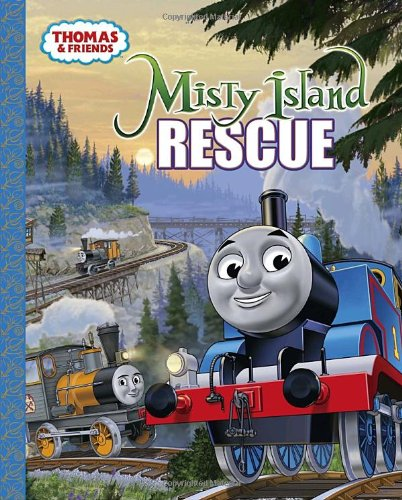 9780375867149: Thomas the Tank Engine: Misty Island Rescue
