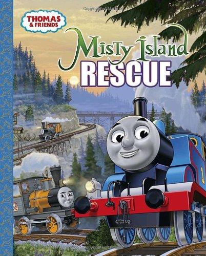 9780375867149: Thomas the Tank Engine: Misty Island Rescue