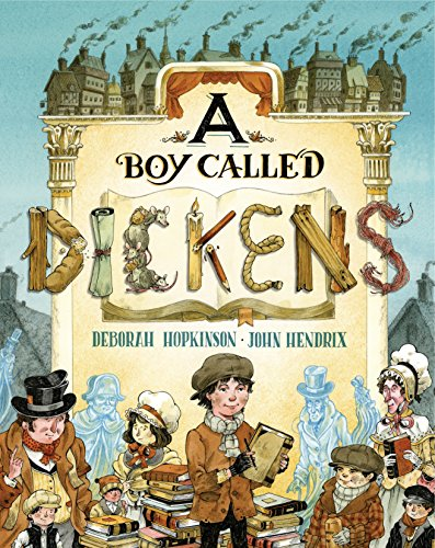 9780375867323: A Boy Called Dickens