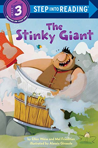9780375867439: The Stinky Giant (Step Into Reading - Level 3 - Quality)