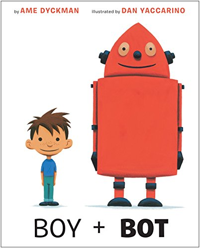 9780375867569: Boy and Bot