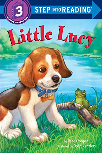 9780375867606: Little Lucy (Step Into Reading - Level 3 - Quality)