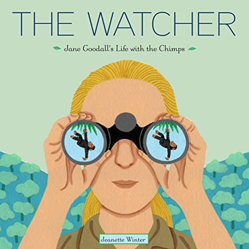 9780375867743: The Watcher: Jane Goodall's Life with the Chimps