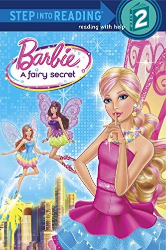 9780375867750: Barbie: A Fairy Secret (Step Into Reading. Step 2)