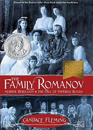 9780375867828: The Family Romanov: Murder, Rebellion, and the Fall of Imperial Russia (Orbis Pictus Award for Outstanding Nonfiction for Children (Awards))
