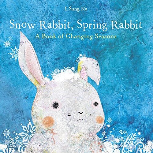 9780375867866: Snow Rabbit, Spring Rabbit: A Book of Changing Seasons