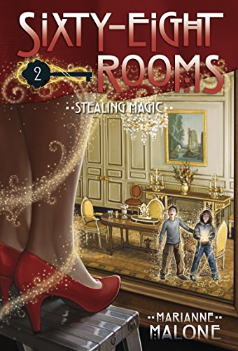 9780375867903: Stealing Magic (Sixty-Eight Rooms)