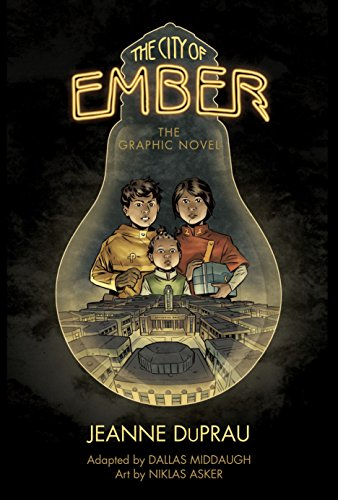 9780375867934: The City of Ember: The Graphic Novel