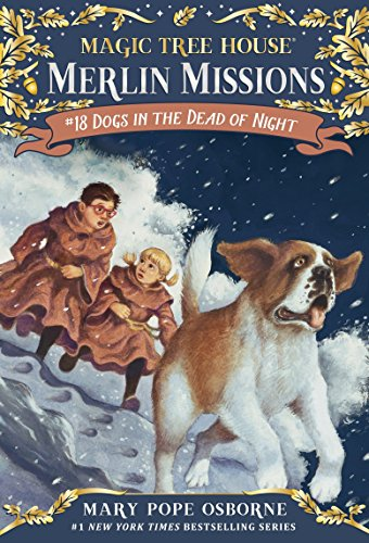9780375867965: Dogs in the Dead of Night (Magic Tree House (R) Merlin Mission)