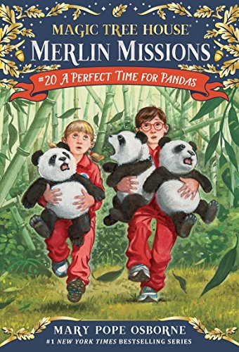 9780375867989: A Perfect Time for Pandas (Magic Tree House (R) Merlin Mission)