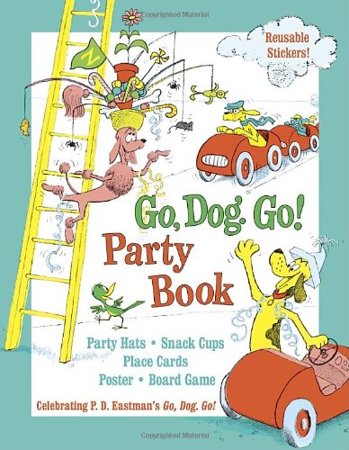 Go, Dog. Go! Party Book