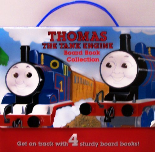 9780375868092: Thomas the Tank Engine Board Book Collection