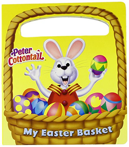 My Easter Basket (Peter Cottontail) (a Golden Go-Along Book)