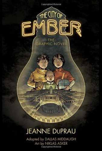 9780375868214: The City of Ember: The Graphic Novel (Books of Ember)