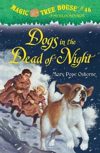 9780375868245: Dogs in the Dead of Night (Magic Tree House (R) Merlin Mission)
