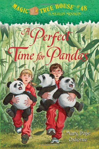 9780375868269: A Perfect Time for Pandas (Magic Tree House)