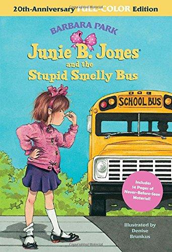 9780375868412: Junie B. Jones and the Stupid Smelly Bus: 20th-Anniversary Full-Color Edition (Junie B. Jones)