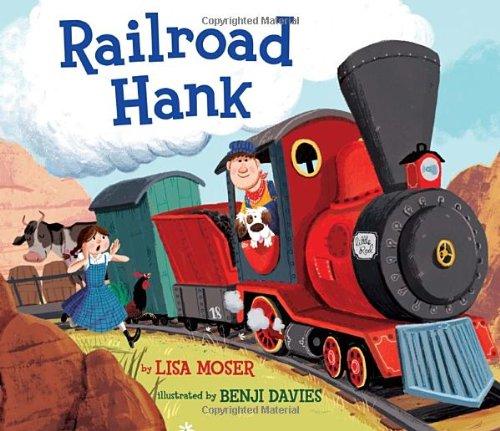 9780375868498: Railroad Hank