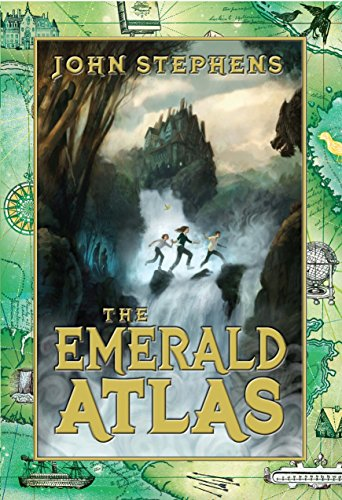 9780375868702: The Emerald Atlas