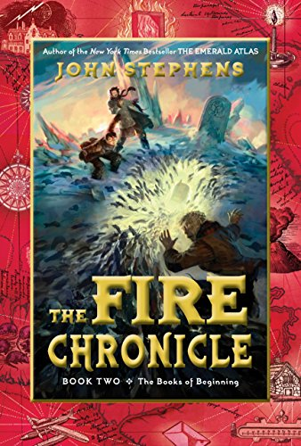 9780375868719: The Fire Chronicle (Books of Beginning)