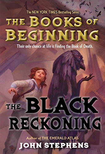 9780375868726: The Black Reckoning (Books of Beginning)