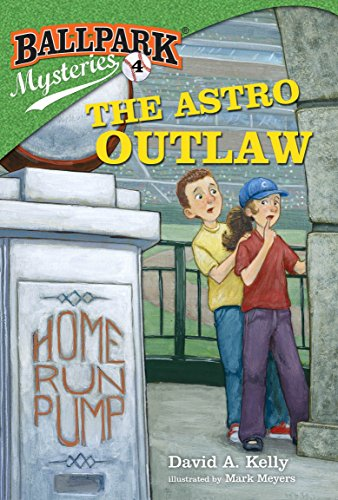 The Astro Outlaw: Kelly, David A.